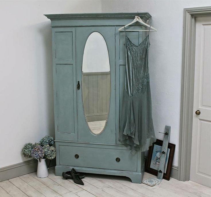 relooker une armoire ancienne : idée pour meubles récup et rénovation de style vintage