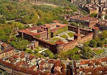 Castello Sforzesca, Milan