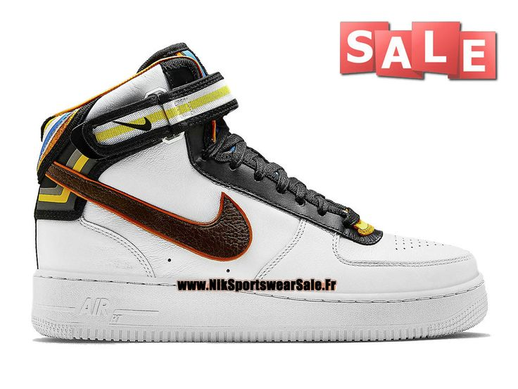 air force one nike montante blanche