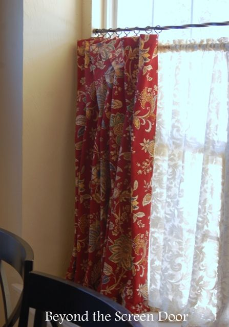 Best 25 Cafe Curtains Kitchen Ideas On Pinterest Cafe