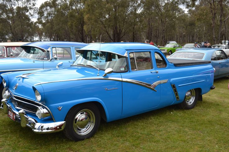 Classic Car  Ford Falcon Ute For Sale