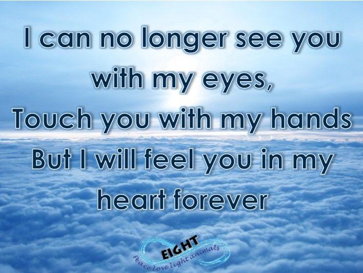 #HeavenSent -  The love we share lives on forever