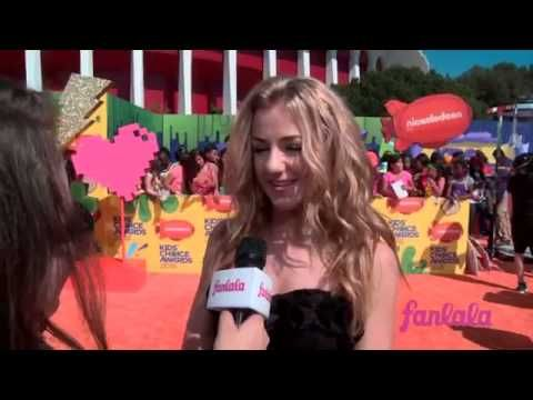 Chloe Lukasiak's Interview At The 2015 Kids Choice Awards! (Fanlala) - YouTube. @Chloe❤️