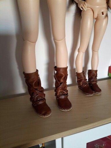 #Indianini #boots #Feeple60 #SD #Minifee #msd #bjd #doll
