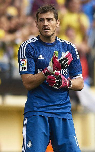 Iker Casillas Photos: Villarreal CF v Real Madrid CF - La Liga #footballislife
