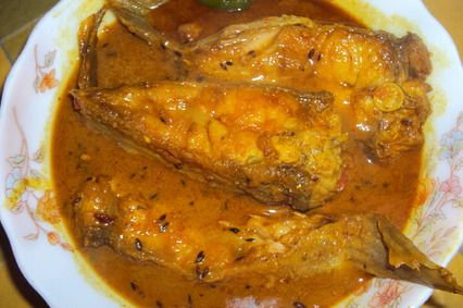Recipe Chital Macher Jhol | Chital Macher Jhol Recipe from BonGong.com | Bengali Food