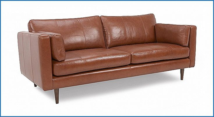 Awesome Leather Cuddler sofa | Cuddler sofa, Tan leather ...