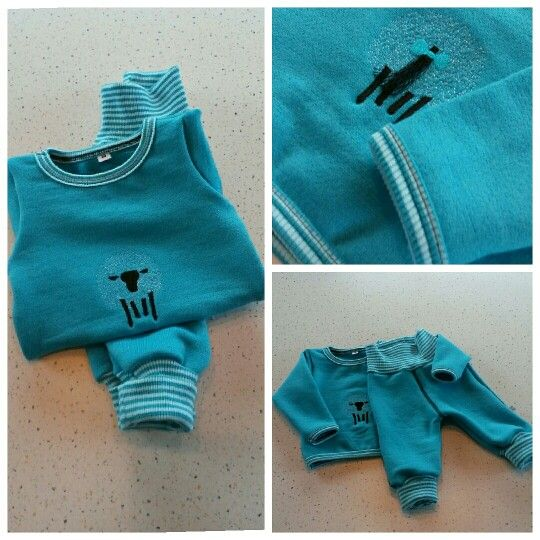 Kids clothes made in wool from Norway  Hjemmesydd barneklær i ull