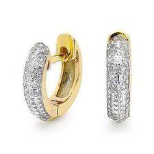Shop for - Diamond Set Earrings