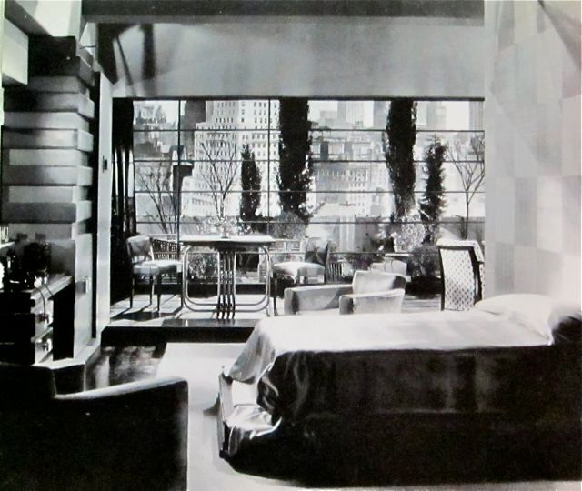 American Art Deco The Easiest Way 1931 Supervisory Director Cedric Gibbons