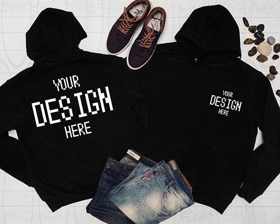 Download Download Free Mockup 2 Hoodie Front And Back View Blank Two Psd Free Psd Mockups Mockup Free Psd Free Packaging Mockup Free Mockup