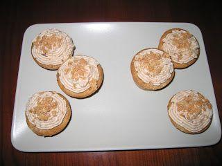 Presine e fantasia: Cupcakes autunnali