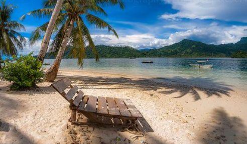 Pasumpahan Island — http://infotempatpariwisata.blogspot.com/2016/07/wisata-pulau-pasumpahan-padang-sumatera-barat.html