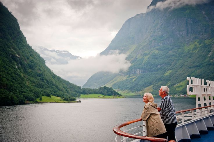 Cruising the Norwegian Fjords with Fred Olsen. #exhilarating #norway #fjords Image thanks #fredolsen