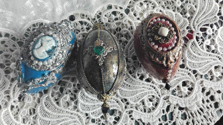 pisanki biżuteryjne