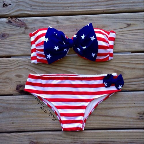 NEED American flag bathing suit