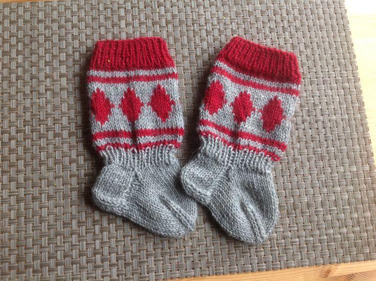 Jussi sukat vauvalle