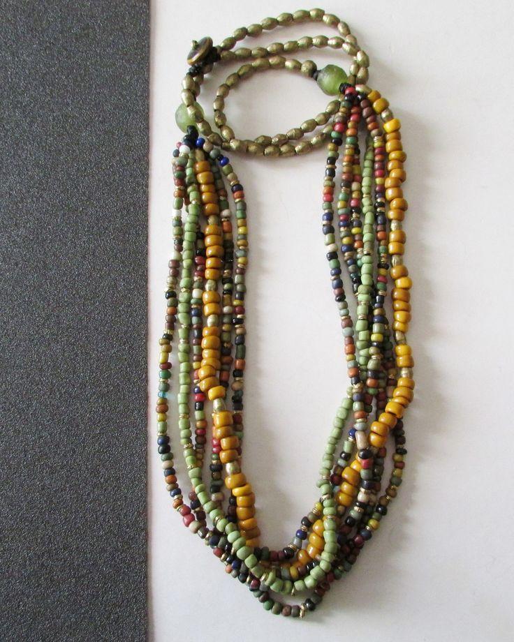Colorful Boho Necklace