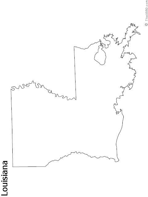 53 best State Outline Coloring Sheets images on Pinterest State