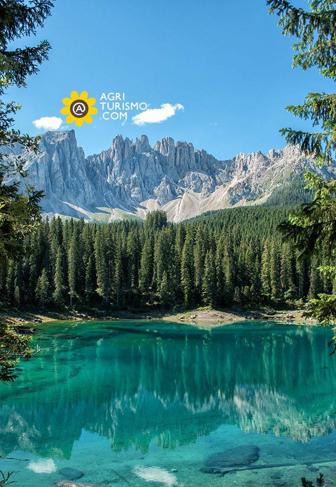 #Lago #Carezza #Bolzano #Trentino #Adige #escursione #nature #agriturismo