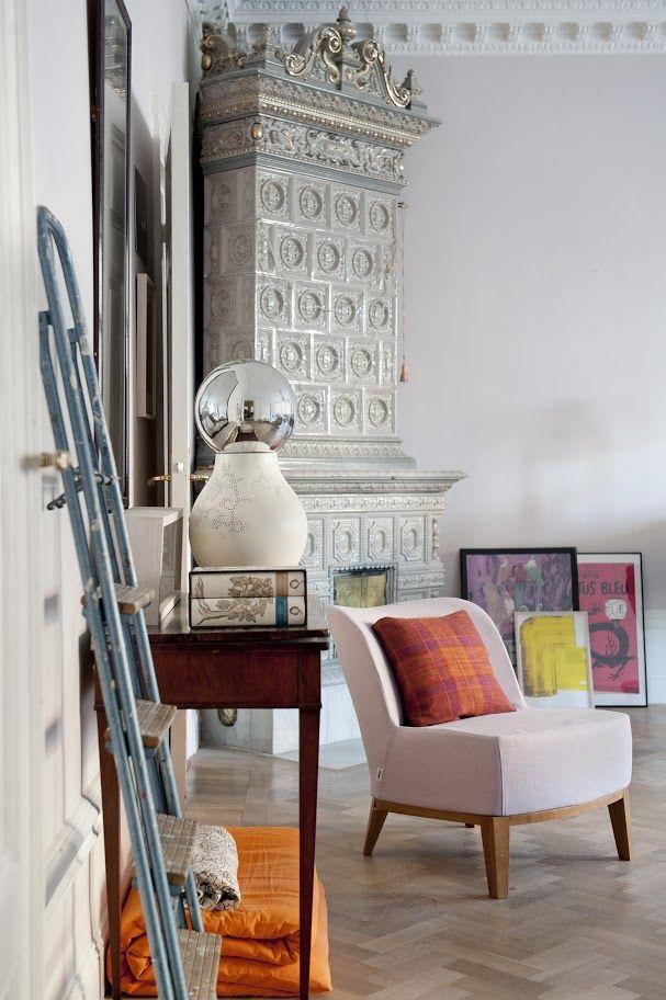 Eklektyczny salon na 7 sposobów - Wnętrza - Aranżacja i wystrój wnętrz - Dom z pomysłem
