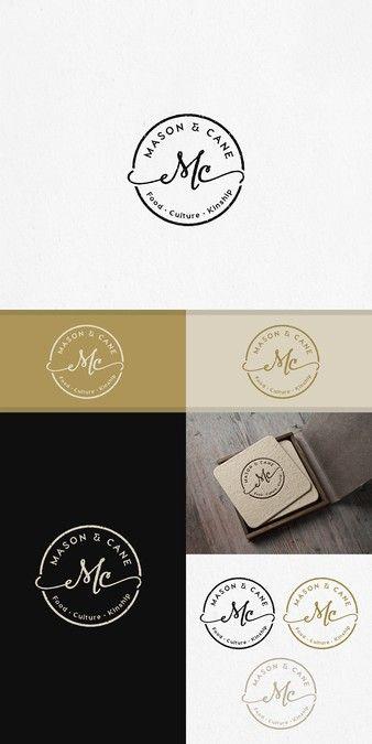 Southern Food Blog Seeks Vintage Logo