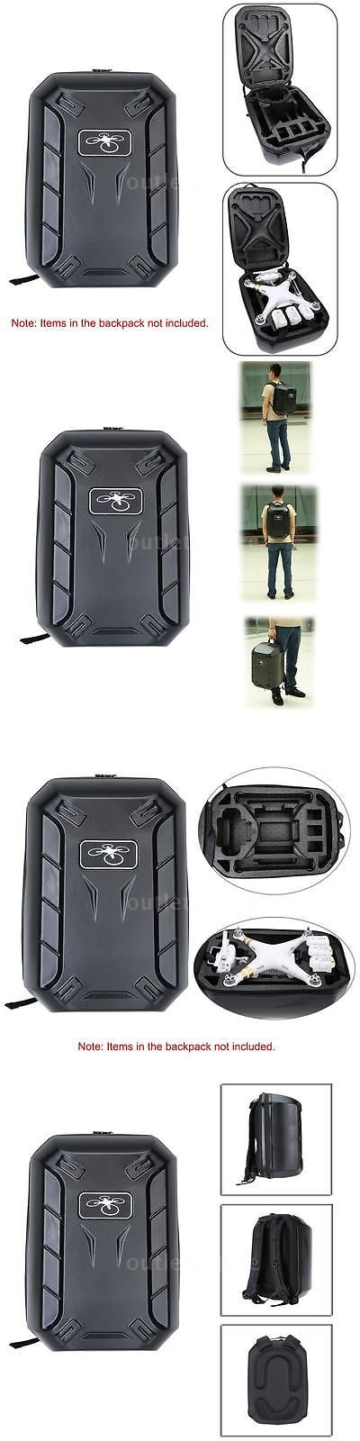 Other RC Parts and Accs 182213: Waterproof Shoulder Backpack Hard Case Bag For Dji Phantom 3 Professional Z9f0 -> BUY IT NOW ONLY: $33.8 on eBay!