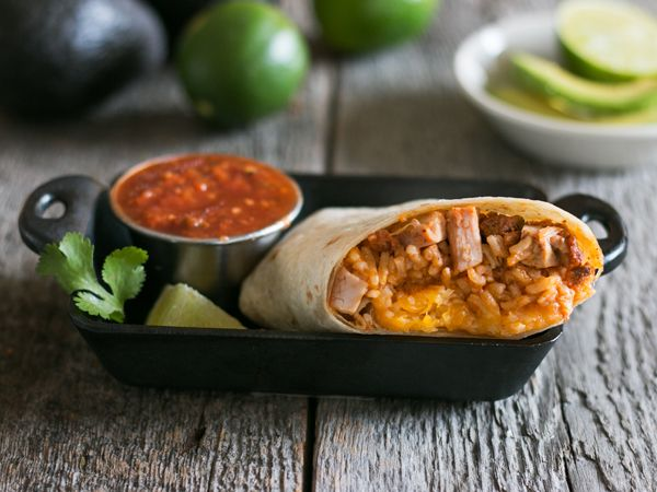 Top Secret Recipes | Taco Bell Grilled Chicken Burrito Reduced-Fat Copycat Recipe