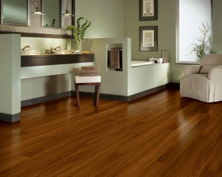 Armstrong Luxe Plank Better Jatoba In Mahogany