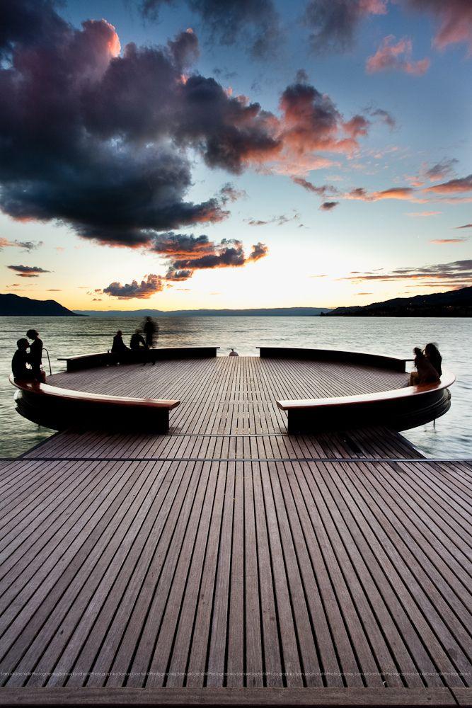 Lake Geneva - Montreux - Switzerland (von SaGa | Photo)