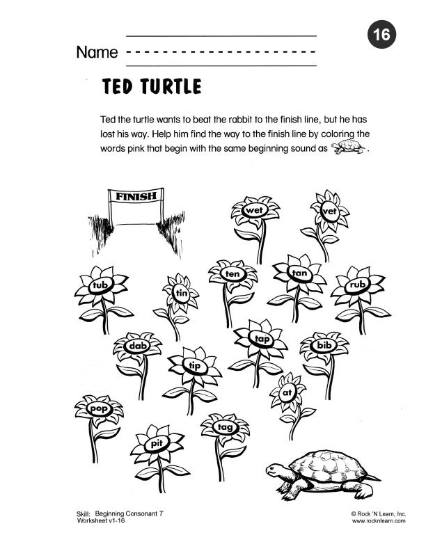 22 best Free Phonics Worksheets images on Pinterest Letter, Free - phonics worksheet