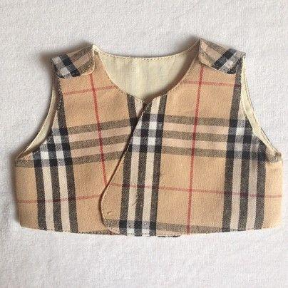 Burberry Prematuur hemd maat 33