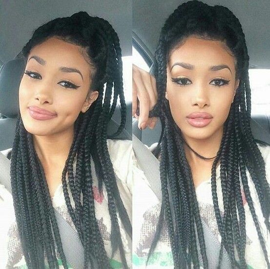 1000 ideas about poetic justice braids on pinterest box