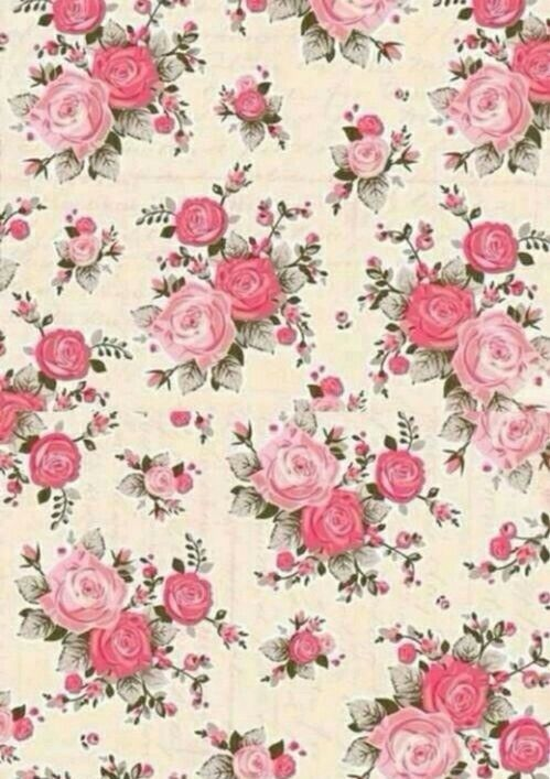 pastel floral wallpaper these - photo #13