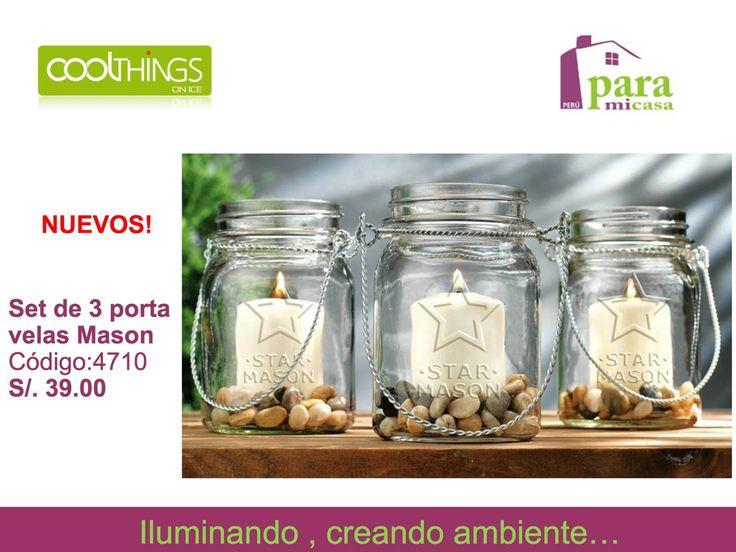 Mason Jars !! paramicasaperu@gmail.com