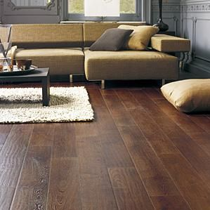 EXTRA WIDE PLANK LAMINATE FLOORING