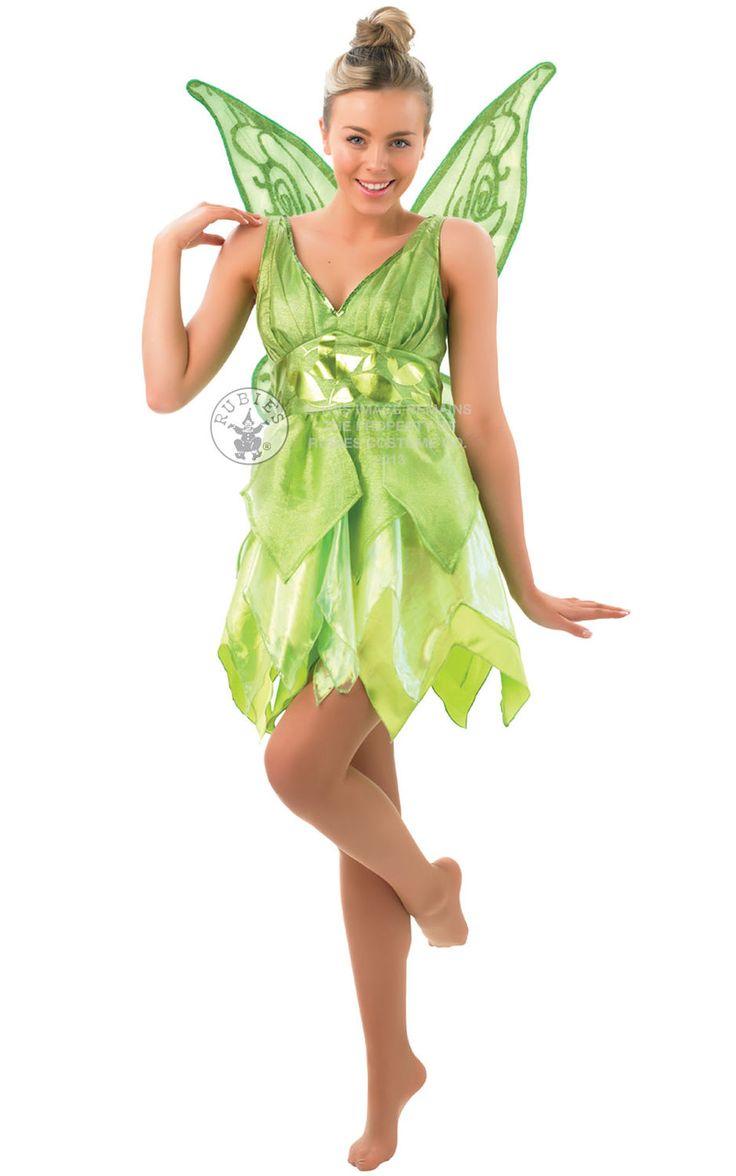 Helinä Keiju. Tässä hurmaavassa naamiaisasussa voit päästää todellisen Helinä Keijun luonteesi esiin. Mekko on ihanan keväisen vihreä ja keijukaismainen, tokihan asuun kuuluu myös siivet. Huomaathan, että oheistuotteista löydät yhteensopivia asusteita.  Helinä Keijun naamiaisasu on lisensoitu Walt Disney -tuote.
