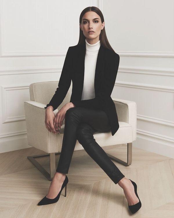 Business Outfit für Damen – Auftritt mit Eleganz und Schick – Alleideen
