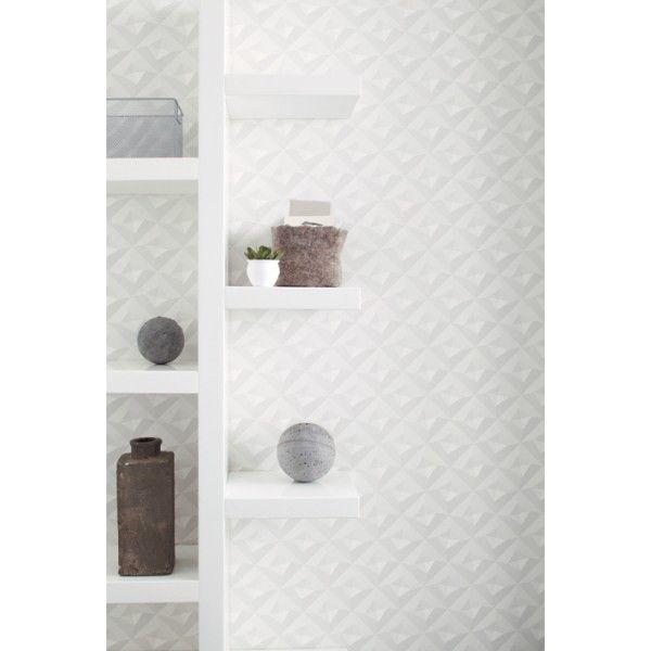 papier peint 3d virtual gris clai cas lio papier peint. Black Bedroom Furniture Sets. Home Design Ideas