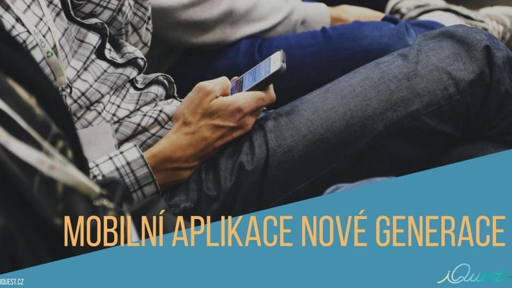 Mobilní aplikace nové generace neboli hybridní mobilní aplikace fungují na více platformách najednou. #mobileapps #mobileapplicationdevelopment
