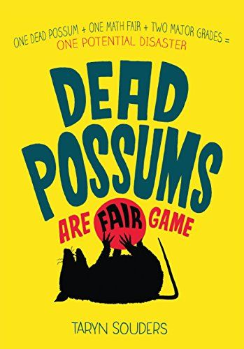 I could relate to the girl who hates math and the math fair.The whimsical characters made the book very interesting because of how different they were. I mean, a dead opossum is a main character, you don't read that every day.  I would definitely recommend this book, it is a humorous read!  Sofia H, age 12, Denver Mensa