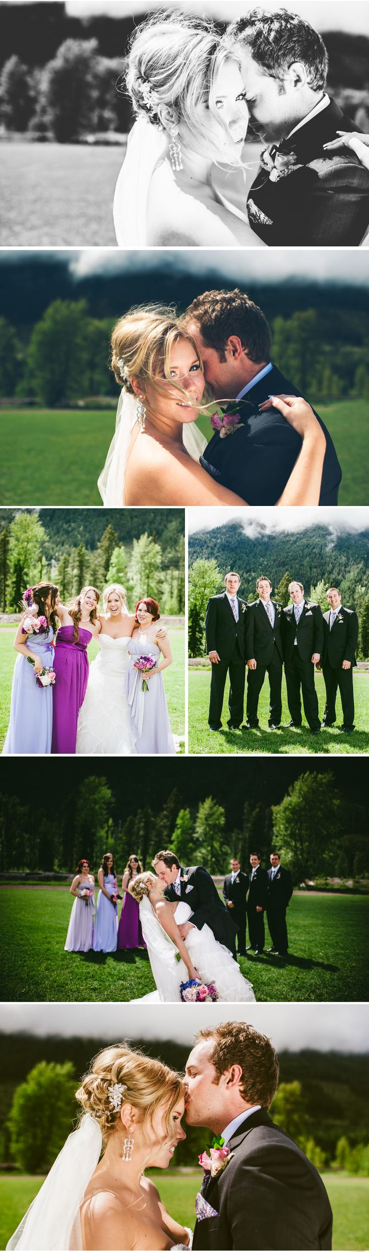 Destination Wedding in Fernie BC - Vancouver Wedding Photographer Dallas Kolotylo Photography_9