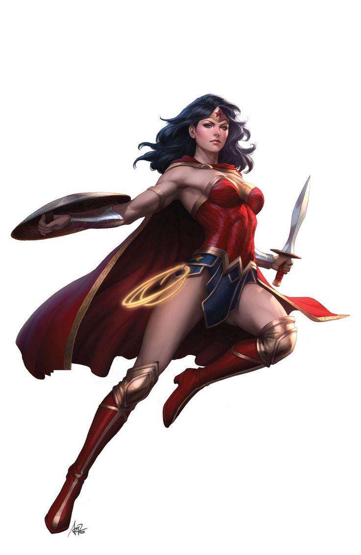 Wonder woman costume headband-4019