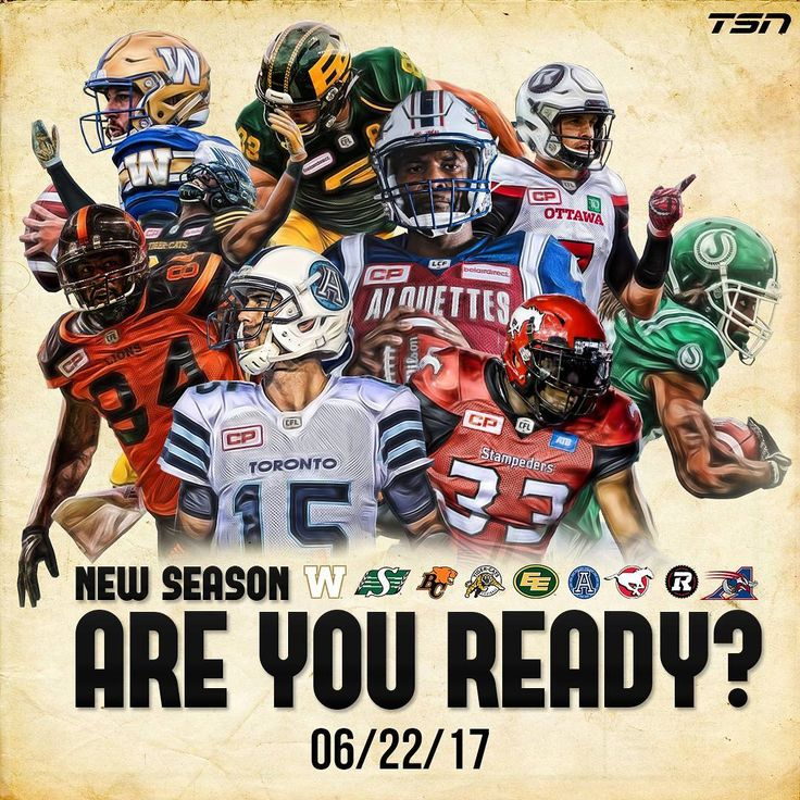 The 2017 @cfl season is quickly approaching! Who's your pick to win it all?