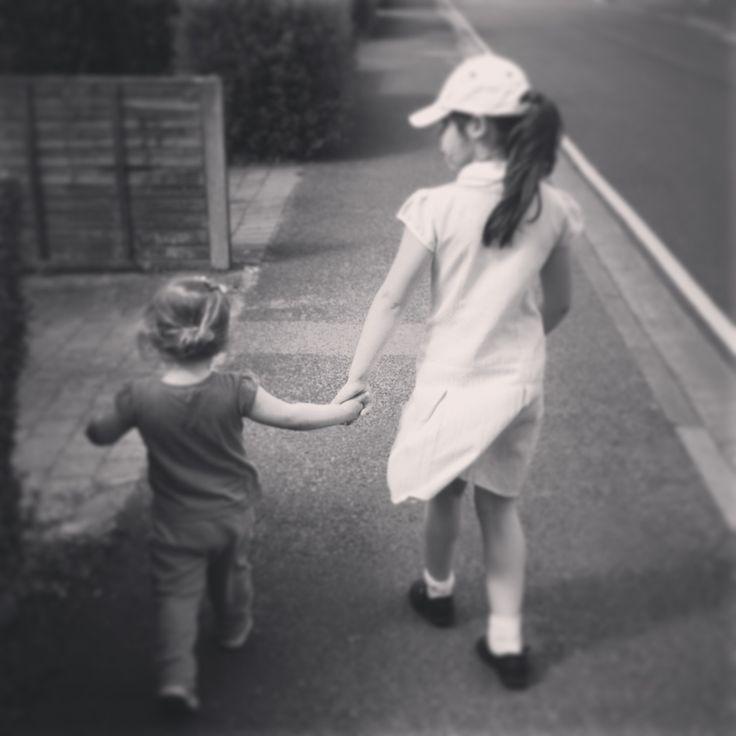 Sisterly love ❤