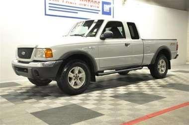 Used 2003 Ford Ranger - Clinton MO - Jim Falk Motors