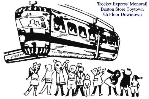 "More Milwaukee Memories Page 11 Ride the ""Rocket Express"