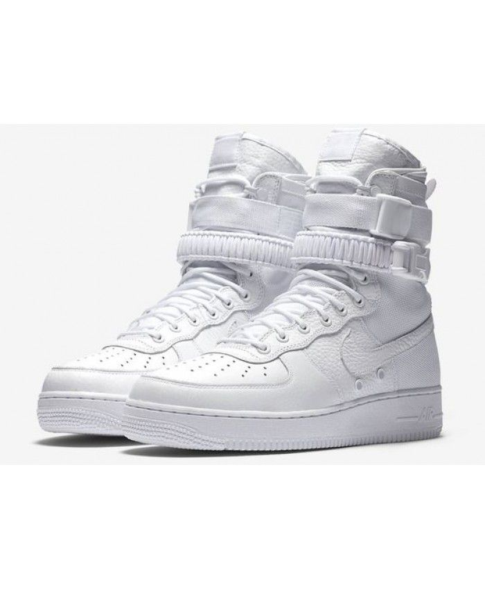 new product c00f7 24a78 Nike Air Force 1 High Triple White Trainer Sale,Fashion and trend.