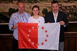 Da Ornavasso a Rio: Elisa ai Giochi con la madonna del Boden e la bandiera Walser - Ossola 24 notizie