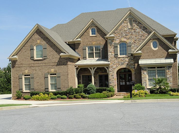 33 best images about earth tone brick on pinterest home for Windows for residential homes